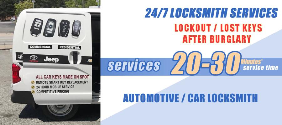 Commercial locksmith Smyrna