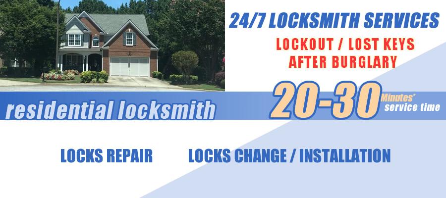 Residential locksmith Smyrna